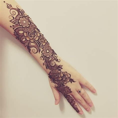 best 25 henna designs arm ideas on henna arm