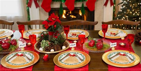premium christmas tableware holiday dinnerware