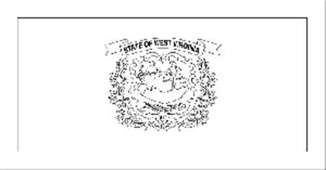wv coloring pages coloring pages