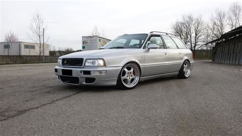 Audi RS2 front bumper . Replica Cool Wheels