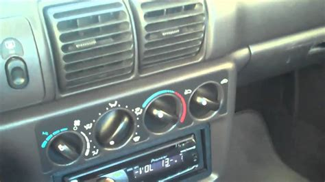 automotive air conditioning repair 1997 dodge neon head up display sold 1997 dodge neon 85 000 miles runs great cold ac youtube