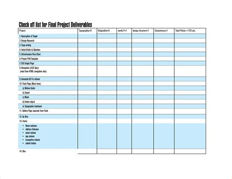 check in list template 28 check list template 3 check list