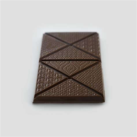 Chocolate Origami - a lovely chocolate bar that s packaged with origami the