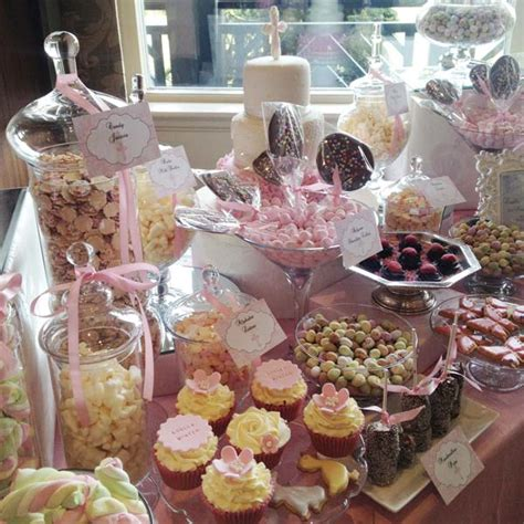 pink table l pink dessert table buffets l sweetie tables l