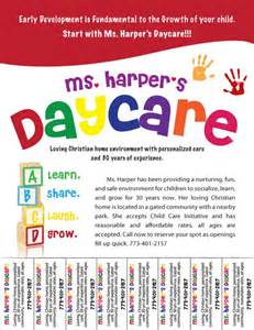 daycare flyer templates free 78 best images about preschool flyer design ideas on