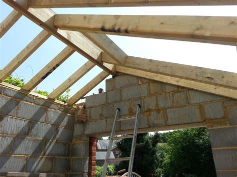 Vaulted Roof Construction Studies S K Construction
