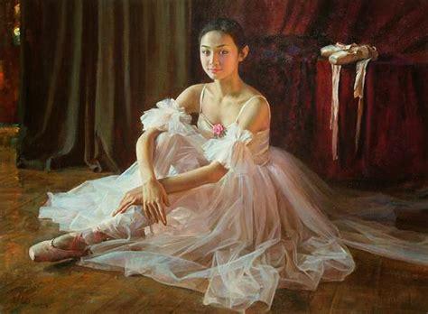 cuadros de bailarinas de ballet cuadros pinturas oleos cuadros infantiles y bonitas
