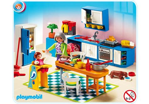 cuisine 5329 a playmobil 174