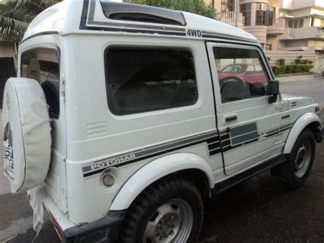 potohar jeep interior suzuki potohar pakistan price mitula cars