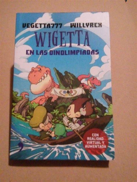 libro wigetta en las dinolimpiadas libro wigetta vegetta 777 en las dinolimpiadas 230 00 en mercado libre