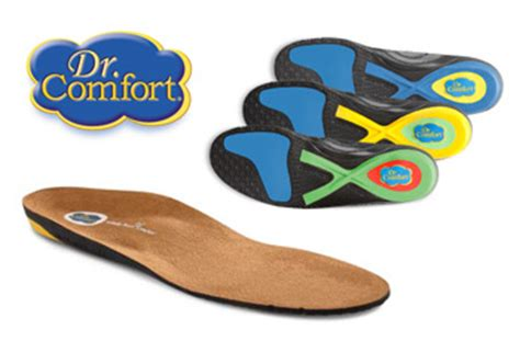 Dr Comfort Orthotics by Diabetic Foot Care Superior Services Mn