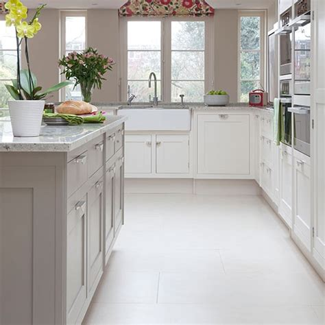 pale grey kitchen cabinets pale grey and white traditional kitchen kitchen