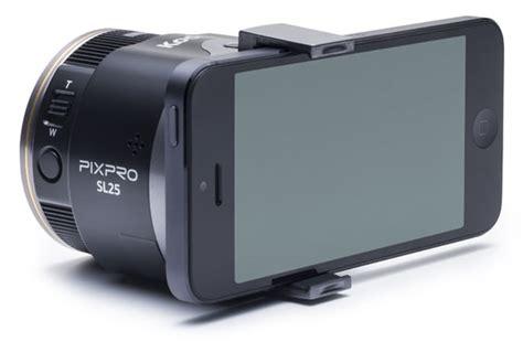 kodak pixpro turns  iphone   powerful zoom camera