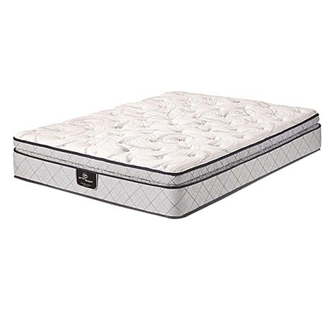 queen size bed pillow top serta perfect sleeper tierny queen size super pillow top
