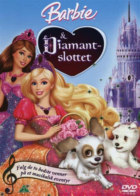 film barbie norsk barbie og diamantslottet dvd film dvdoo dk