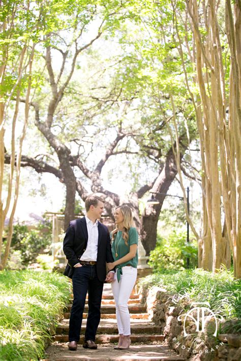 Garden Ridge Weatherford Tx Kristin Michael Engagement Photography At Chandor
