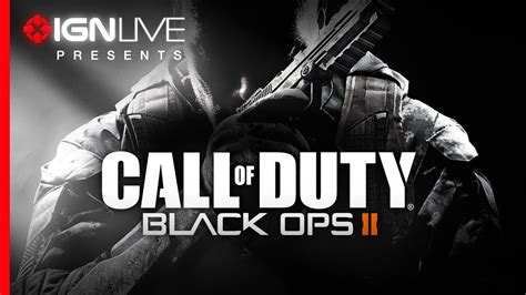 call of duty black ops screenshots pictures ign ign live presents call of duty black ops ii ign video