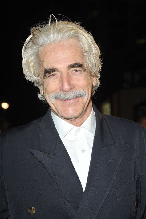 sam elliott long grey slickback hairstyle and handlebar mustache 1944 biography