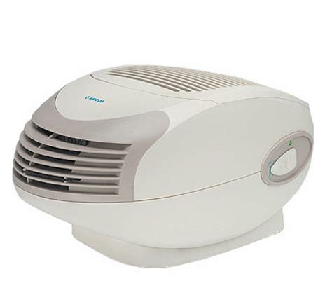 amcor 2000 ionizer air purifier with washableilters qvc