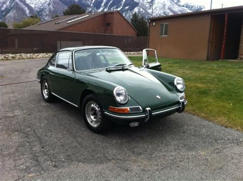 porsche 911 base price 1965 porsche 911 coupe early wheel base