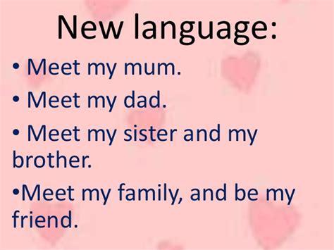 meet my unit2 lesson2 meet my family