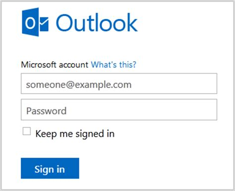 outlook sign in to your microsoft account how can i block a messenger contact