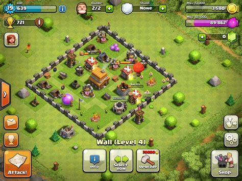clash of clans upgrades my clan upgrade on clash of clans by kidcool1 on deviantart