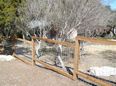 wood wire fence on wire fence fence and fencing 75 best fences images on gardening garden fences and garden fencing