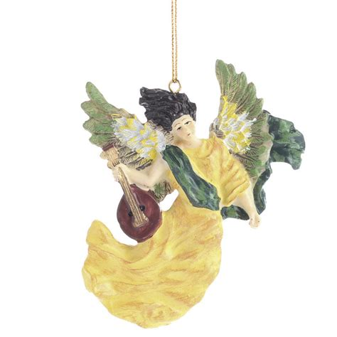 resin heavenly angel ornament christmas ornaments