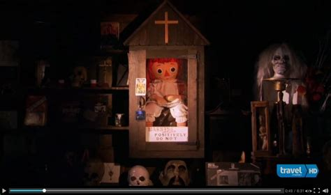 annabelle doll 2015 warns third graders don t tell your parents