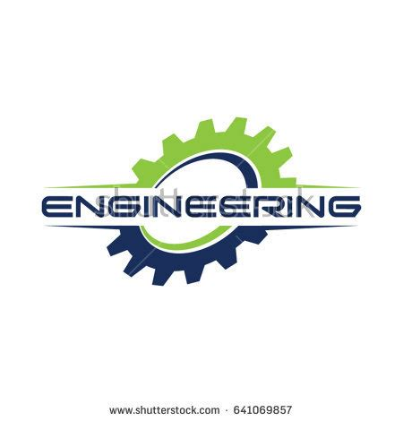 logo design for manufacturing engineering logo stock images royalty free images