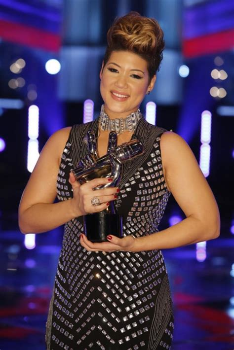 tessanne chin commercial the voice season 5 finale tessanne chin wins ny daily