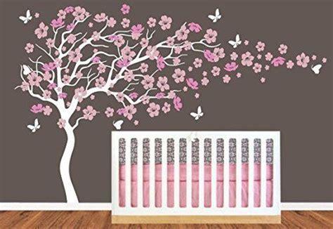 Cherry Blossom Wall Mural chambre d enfant grand arbre en fleur de cerisier avec