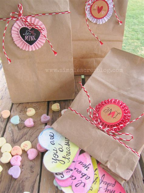 home made crafts for card bags simple acres