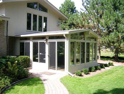 Gable Sunroom Gallery   Mr. Enclosure Michigan Sunrooms