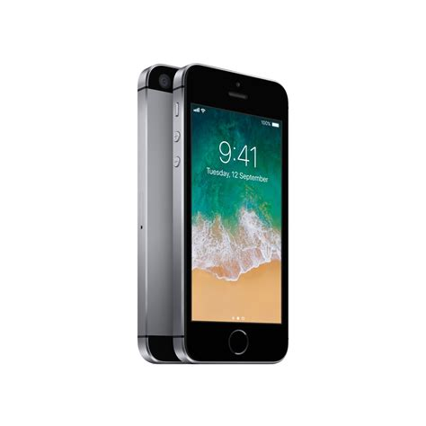 iphone se 128gb space grey big w