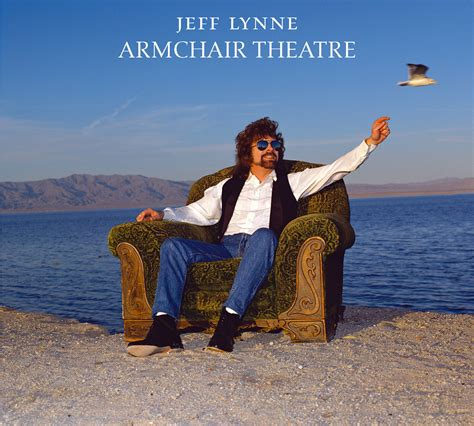 armchair theatre jeff lynne frontiers music srl record label