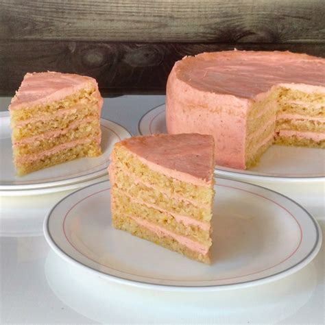 eggless cake eggless lime cake with strawberry buttercream flours