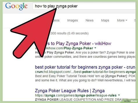cara membuat email zynga poker 4 cara untuk bermain zynga poker wikihow