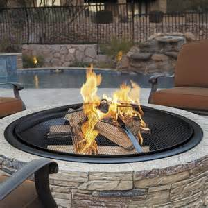 bonfire pit modern outdoor fireplace charcoal wood burning screen cast what s it worth