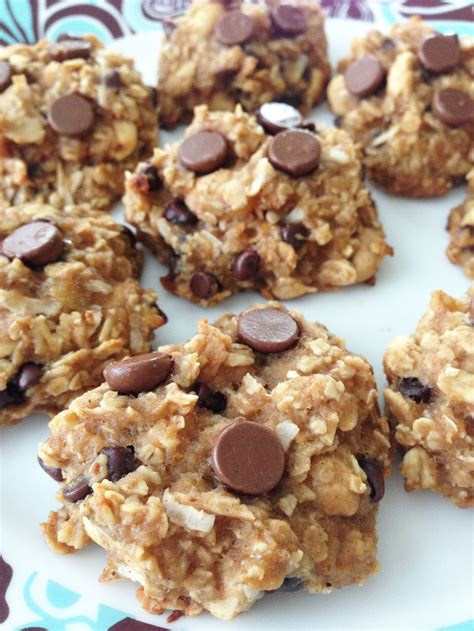healthy cookies healthy peanut butter oatmeal cookies the fork