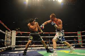 Carl froch may be world champion and have amassed an 163 18m fortune but