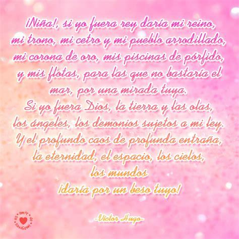 imagenes de amor para victor poema de amor de victor hugo con un bello fondo rosado