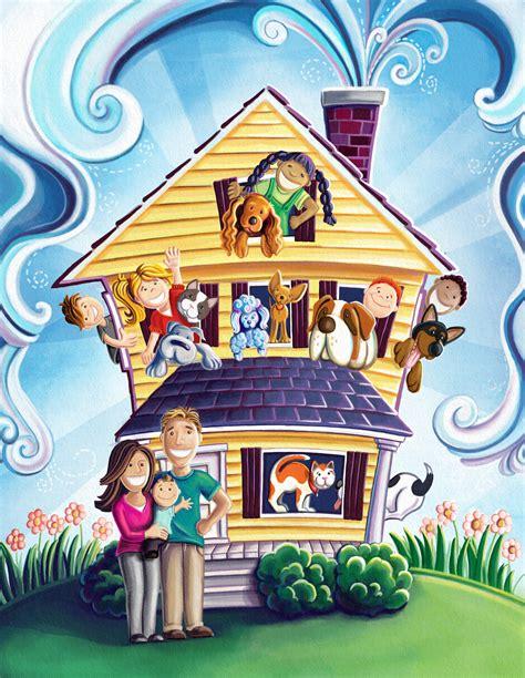 house dogs for kids amanda s creative studios full house