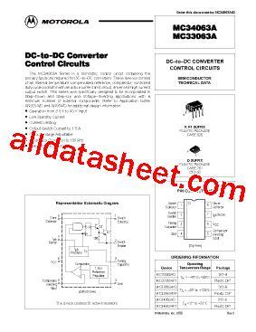 transistor c9014 datasheet pdf mc34063 datasheet pdf on semiconductor