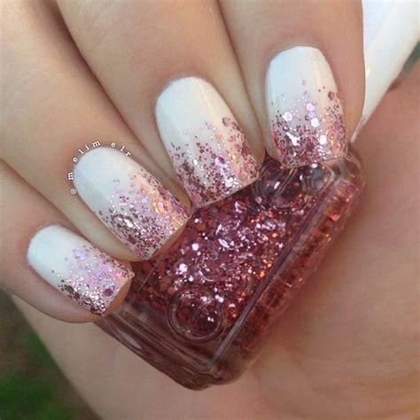 art design nail polish 50 best nail art designs from instagram glitter ombre