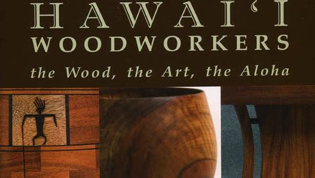 update book giveaway contemporary hawaii woodworkers