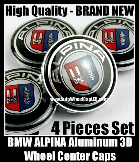 Bmw Tutup Pentil Alpina 1 Set 4 Pcs Gantungan Kunci 1 bmw alpina wheel center hubs caps 68mm 4pcs roundels emblems badges curve metal aluminium