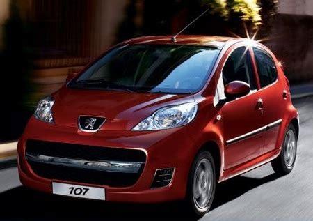 cars like peugeot 107 peugeot 107 city car car tax b 103 g km co2