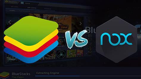 bluestacks or nox bluestacks 3 vs nox qual 201 o melhor emulador de android